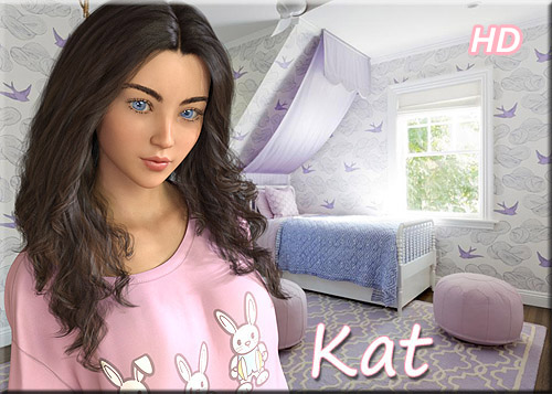 Kari Virtual Girlfriend expansion pack Kat