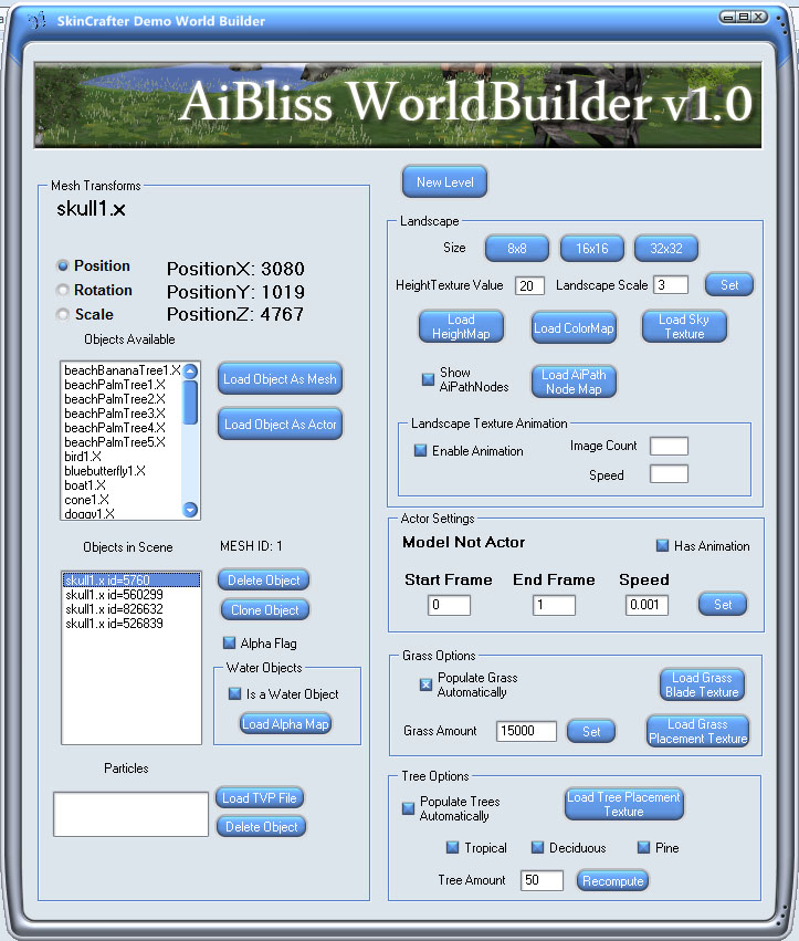 Aibliss V1 new version